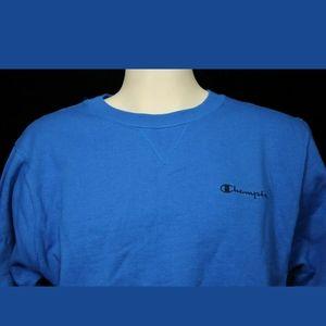 Champion Shirts - VTG 1998 Champion Spell Out Crewneck Sweatshirt m